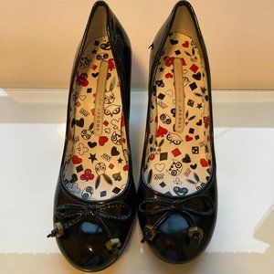 MARC by MARC JACOBS Patent Heels Size 38.5